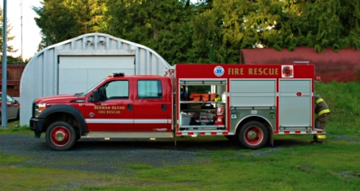 Apparatus Denman Island Fire Amp Rescue